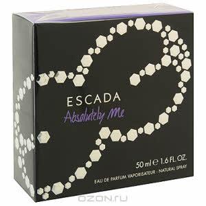 "Escada ""Absolutely Me"". Парфюмированная вода, 50 мл"