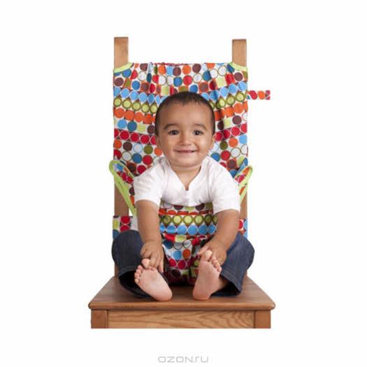 """Дорожный детский стульчик """"Totseat"""", цвет: этно"""