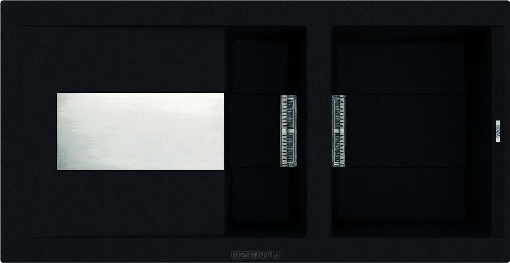 Мойка Elleci SIREX 475, vitrotek (86) Electro чаша справа