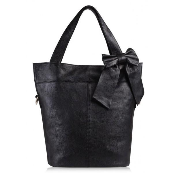 Модная женская сумка мешок Happy_black от Trendy Bags