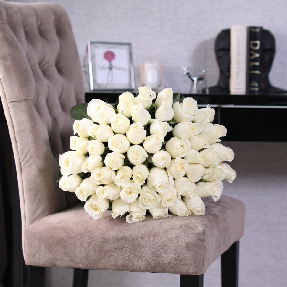 """Букет из 51 розы """"Proud"""" FloraDelivery"""