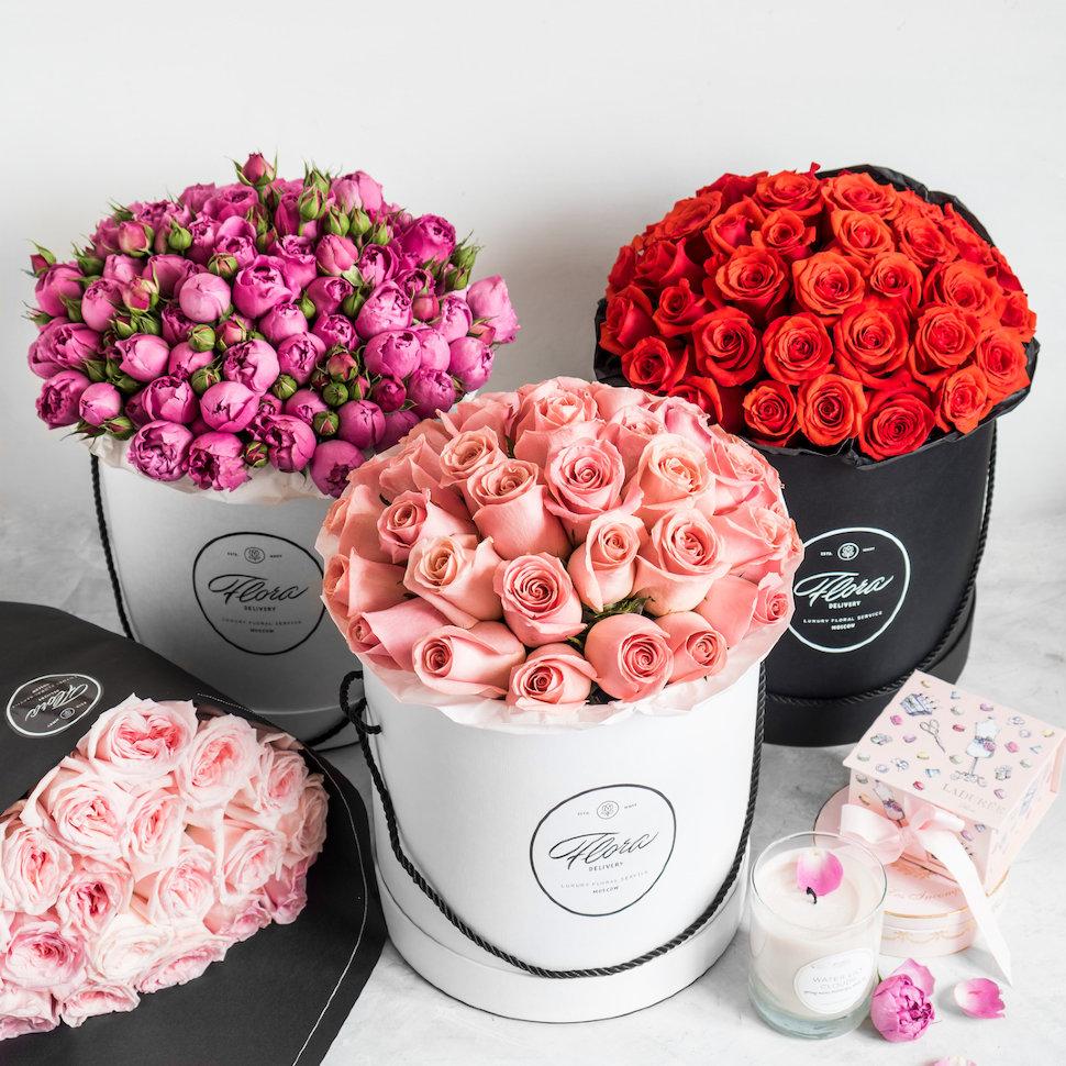 Мульти-подарок 4 дня FloraDelivery
