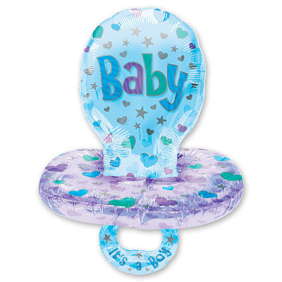 """Воздушный шар """"It's a Boy"""" (1) FloraDelivery"""