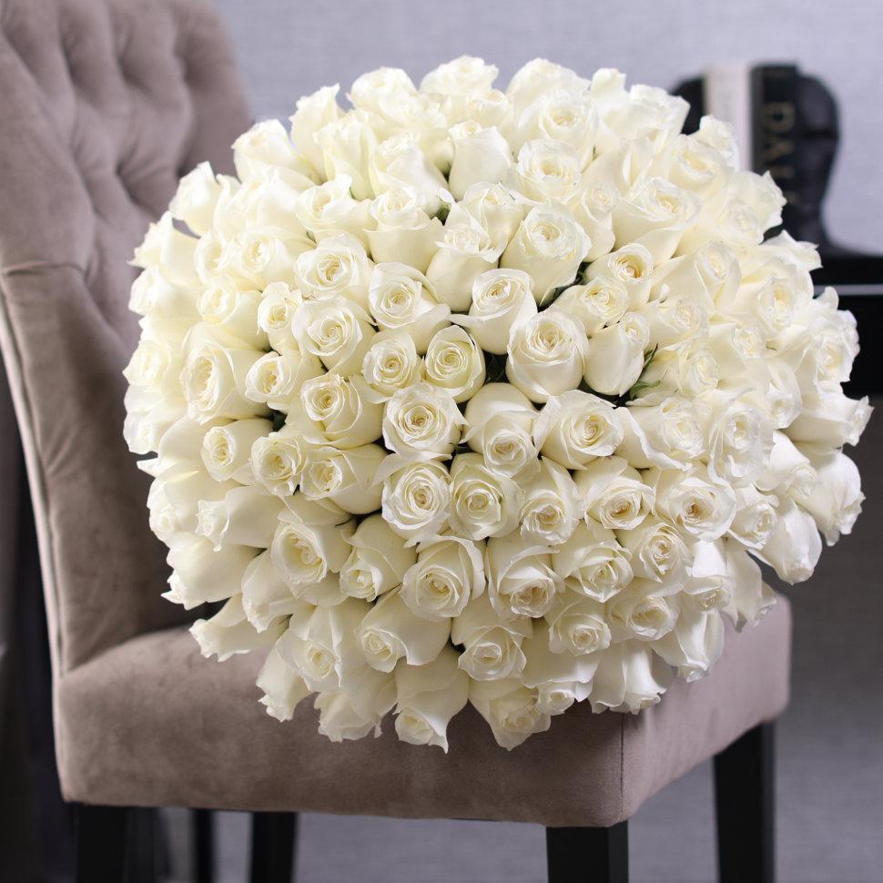 """Букет из 101 розы """"Proud"""" FloraDelivery"""