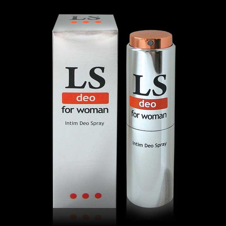Интим-дезодорант для женщин lovespray deo – 18 мл. Биоритм Lb-18003