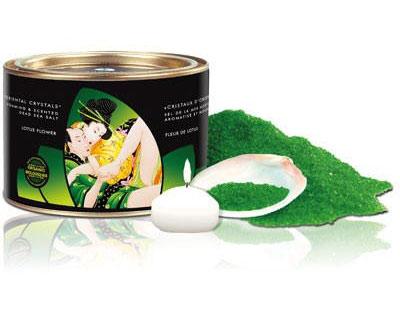 Соль для ванны – цветок лотоса Shunga 6702