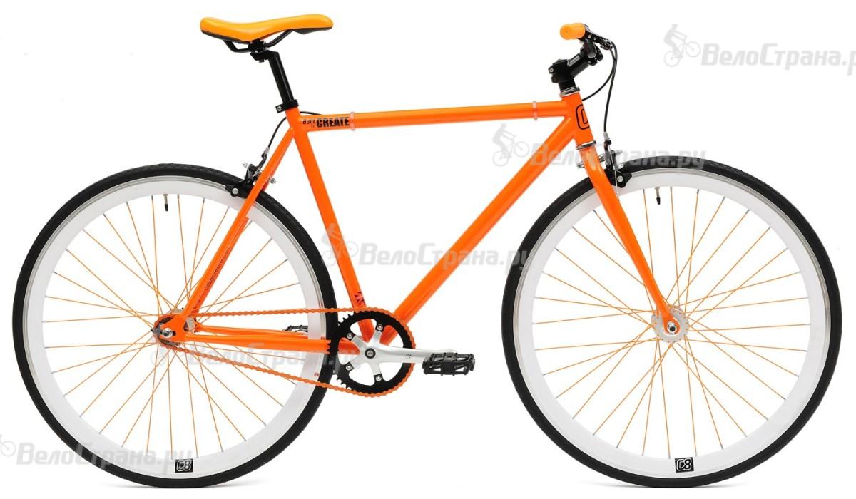 Велосипед Create C8 Orange (2013)