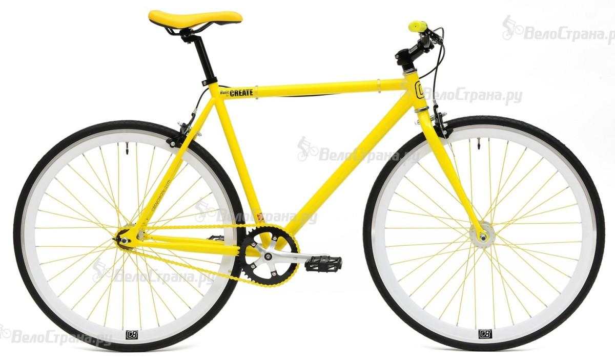 Велосипед Create C8 Yellow (2013)