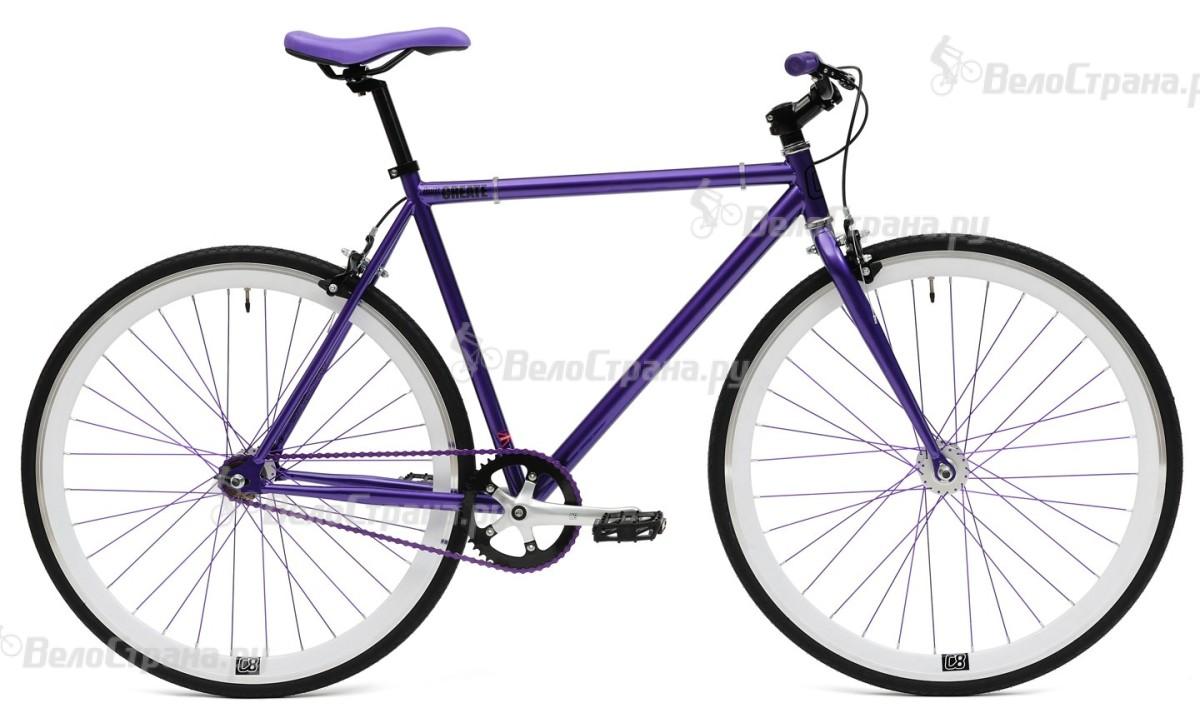 Велосипед Create C8 Purple (2013)