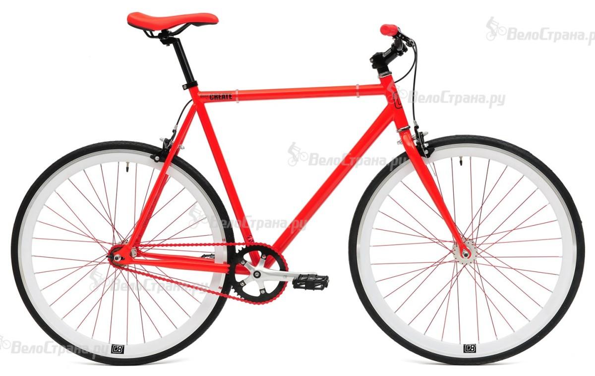 Велосипед Create C8 Red (2013)