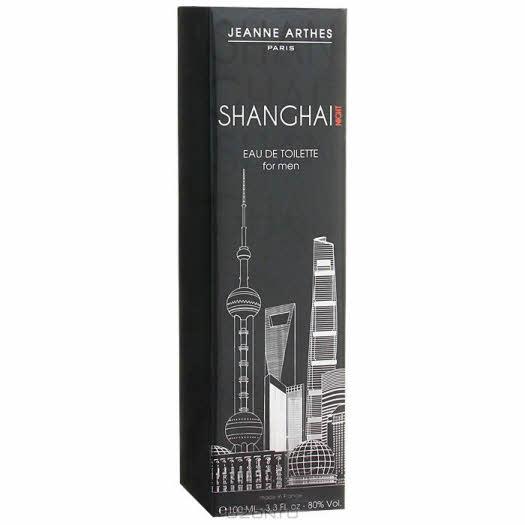 "Jeanne Arthes ""Shangchai Night"". Туалетная вода, 100 мл"