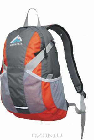 Рюкзак Манарага Cross 20 Цвет: оранжево-серый
