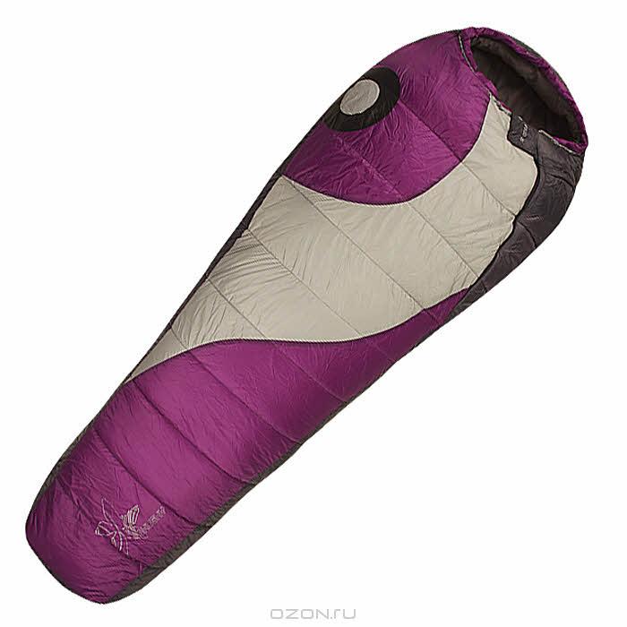 """Спальный мешок-кокон Husky """"APOLLO LADIES"""", цвет: фиолетовый"""