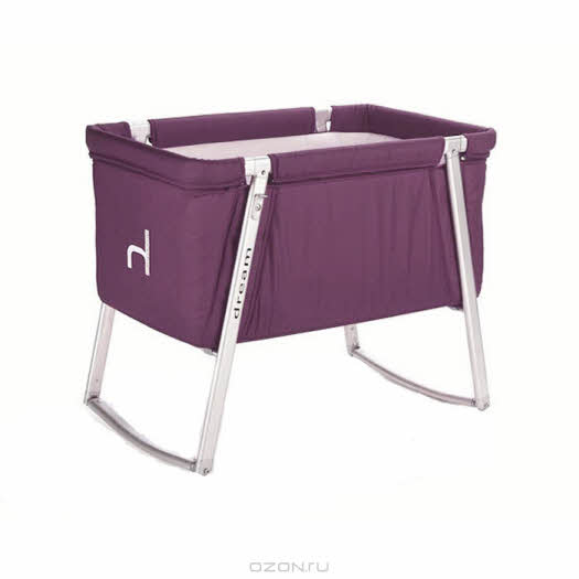 """Колыбель BabyHome """"Dream"""", цвет: фиолетовый"""