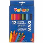 """Набор цветных карандашей """"Primo Maxi"""", 12 цветов"""