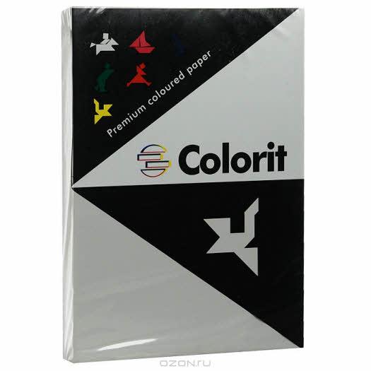 """Бумага офисная """"Colorit"""", цвет: серый, 500 листов, А3"""