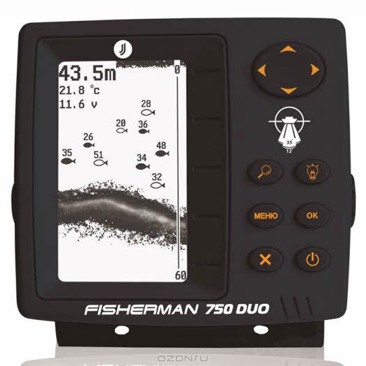 "Эхолот JJ-Connect ""Fisherman 750 Duo"""