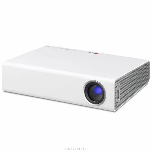 LG PA72G проектор