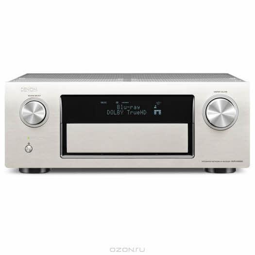 Denon AVR-X4000, Silver AV ресивер