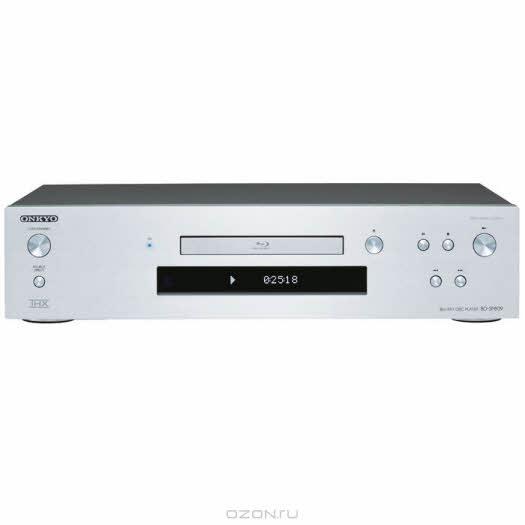 Onkyo BD-SP 809, Silver