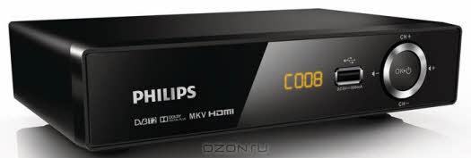 Philips HMP2500T/12 HD-медиаплеер