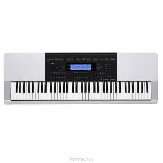 Casio WK-220 синтезатор