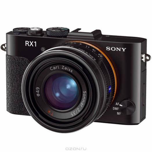 Sony Cyber-Shot DSC-RX1, Компактная