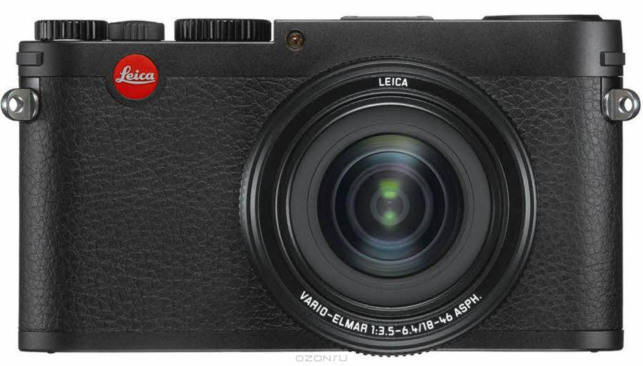 Leica X Vario цифровая фотокамера, Компактная