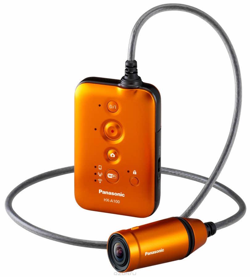 Panasonic HX-A100EE-D видеокамера, Экшн-камера