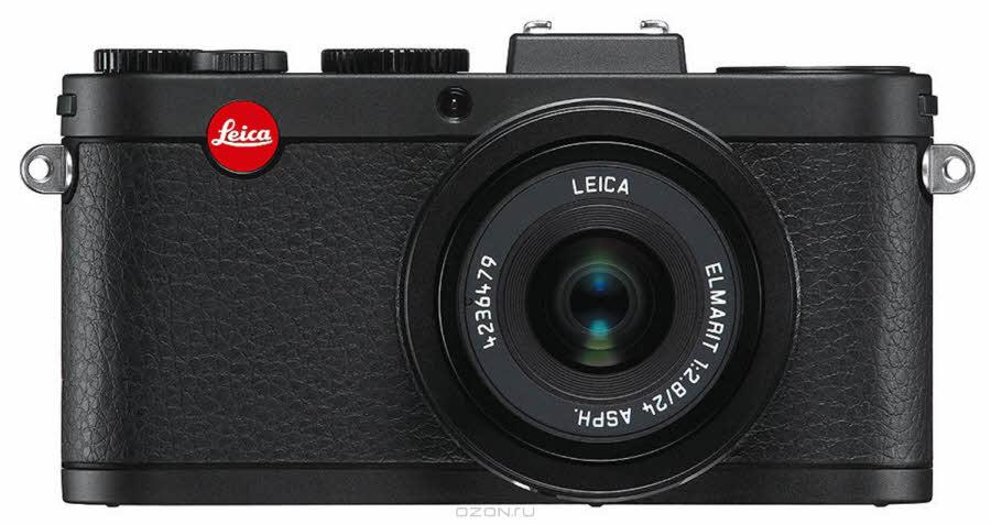 Leica X2 цифровая фотокамера, Компактная