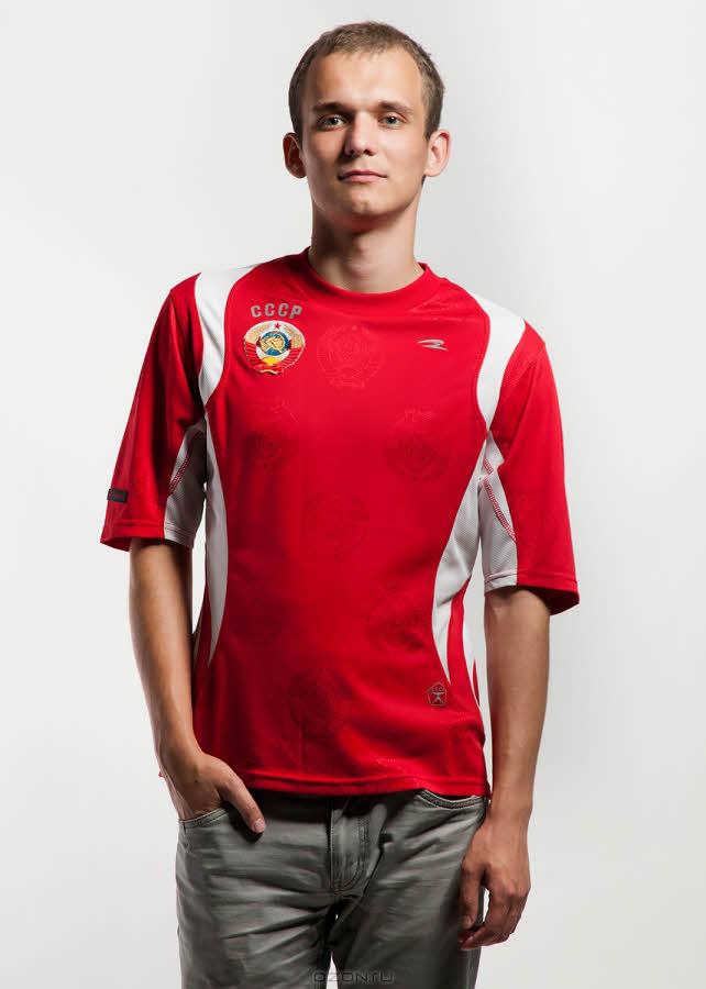 Футболка Relan Zero, цвет: красный