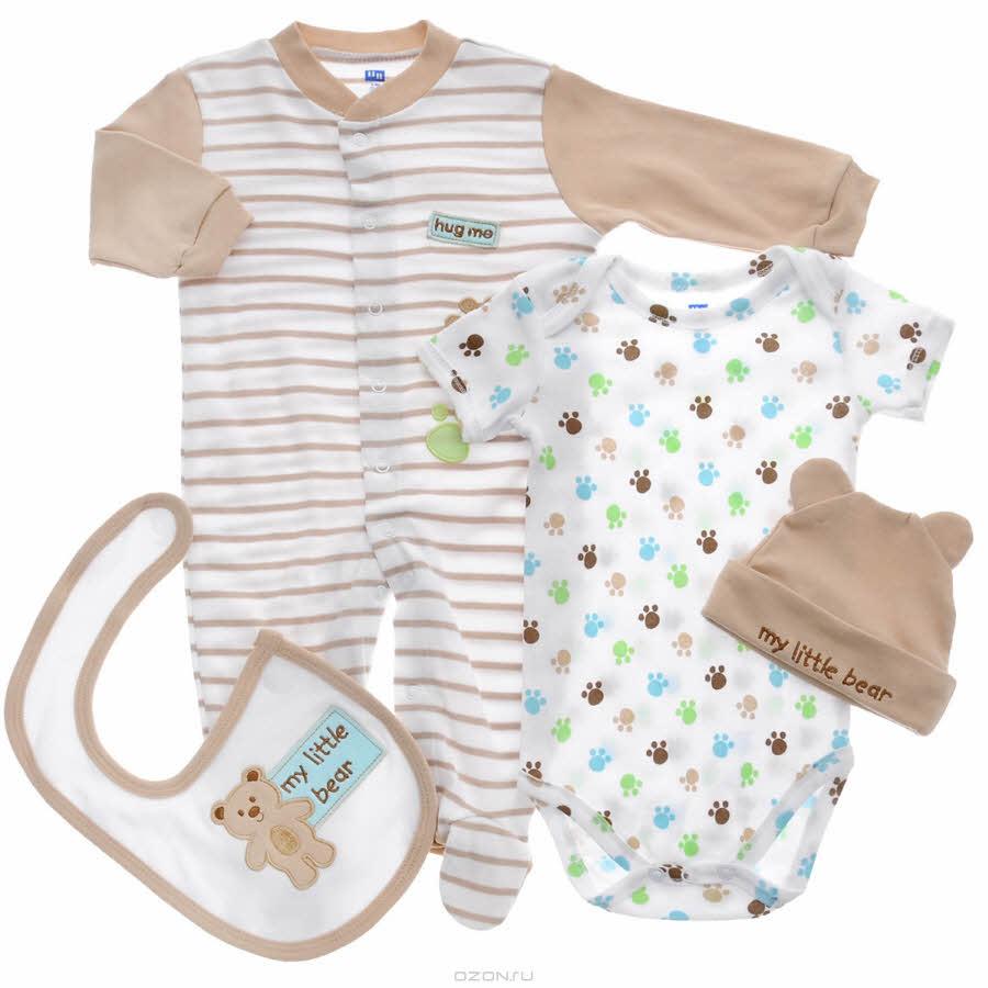 Комплект одежды `Hudson Baby`